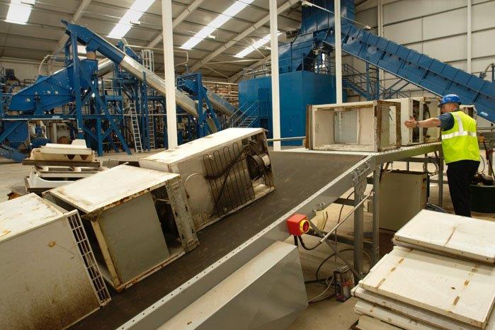 Fridge Disposal & Fridge Recycling Collection